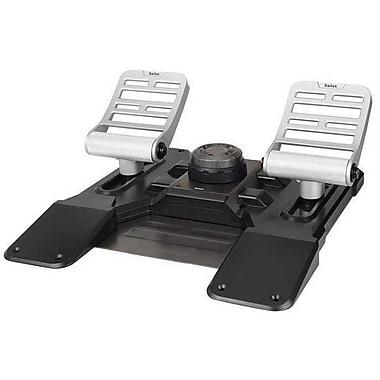 Mad Catz® Saitek® Pro Flight Combat Rudder Pedal w/ Adjustable Pedal Angle