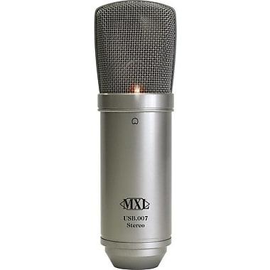 MXL® USB USB Stereo Pressure Gradient Condenser Microphone, 20 Hz - 20 kHz
