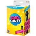 Nintendo® WUPRASWE Sing Party w/ Microphone, Music, Dance & Party, Wii™ U