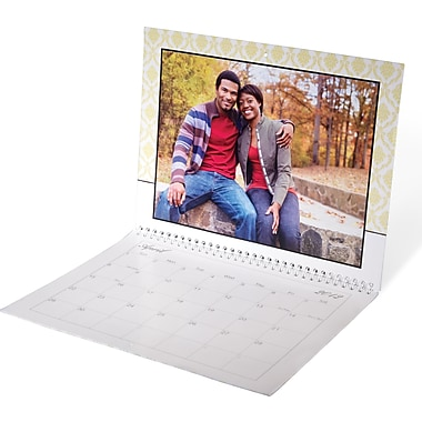 Custom In-store Photo Calendars