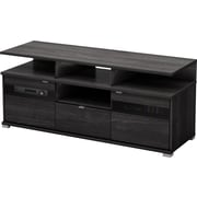 South Shore Rio TV Stand, Gray Oak