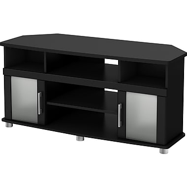 South Shore City Lights Corner TV Stands