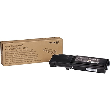 Xerox Black Toner Cartridge (106R02244)