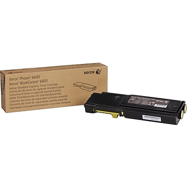 Xerox Yellow Toner Cartridge (106R02243)