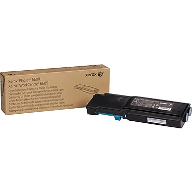 Xerox Cyan Toner Cartridge (106R02241)