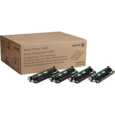 Xerox Imaging Unit Kit (108R01121), 4/Pack