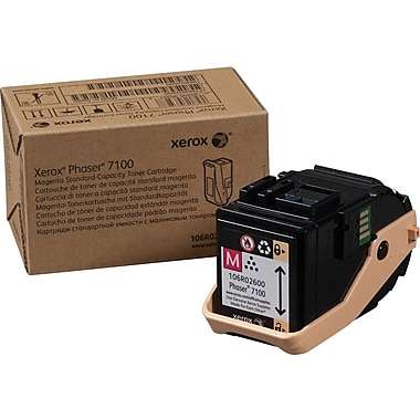 Xerox Phaser 7100 Magenta Toner Cartridge (106R02600)