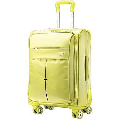 American Tourister Colora 20in. Spinner Softside Luggage, Lime Green