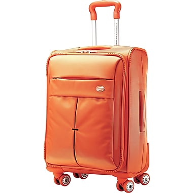 American Tourister Colora 20in. Spinner Softside Luggage, Orange