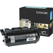 Lexmark™ X644H11A  Black Return-Program Toner Cartridge, High-Yield
