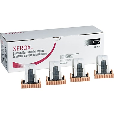 Xerox Booklet Maker Staple Cartridges (008R12925), 4/Pack