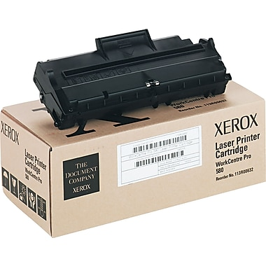 Xerox Black Toner Cartridge (113R632)