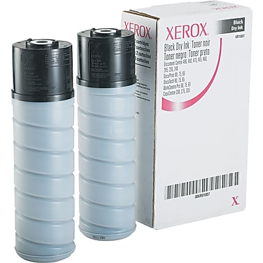 Xerox Black Toner Cartridge (6R1007), 2/Pack