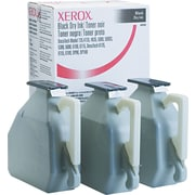 Xerox Black Toner Cartridge, 3/Pack (6R206)