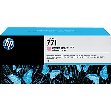 HP 771 Light Magenta Ink Cartridge (CE041A)
