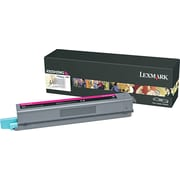 Lexmark X925 Magenta Toner Cartridge (X925H2MG), High Yield
