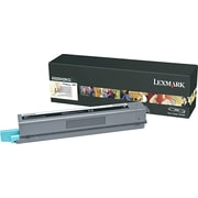 Lexmark X925 Black Toner Cartridge (X925H2KG), High Yield
