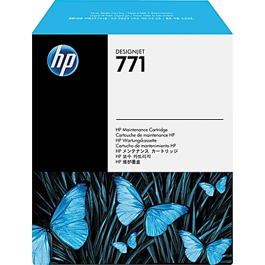 HP 771 Maintenance Cartridge (CH644A)