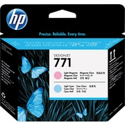 HP 771 Light Magenta/Light Cyan Printhead (CE019A)