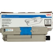 Okidata Black Toner Cartridge (44469802), High Yield