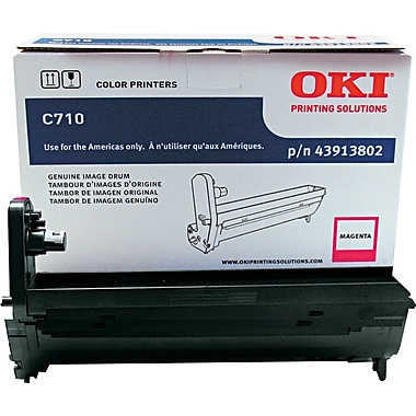 OKI Magenta Drum Unit (43913802)