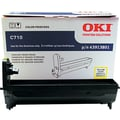 OKI Yellow Drum Unit (43913801)