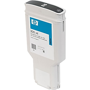 HP 772 Black Ink Cartridge (CN633A), Extra High Yield