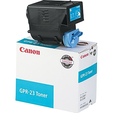 Canon  GPR23 Cyan Toner Cartridge (0453B003AA), High Yield