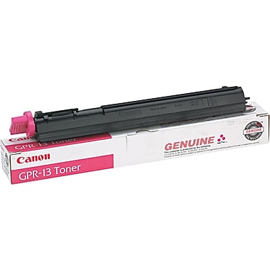 Canon GPR-13 Magenta Toner Cartridge (8642A003)