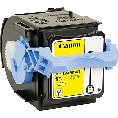 Canon GPR27 Yellow Toner Cartridge (9642A008AA), High Yield
