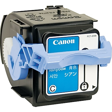 Canon GPR27 Cyan Toner Cartridge (9644A008AA), High Yield