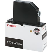 Canon NPG-13 Black Toner Cartridge (1384A003AA)