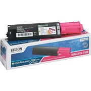 Epson 0188 Magenta Toner Cartridge (S050188), High Yield