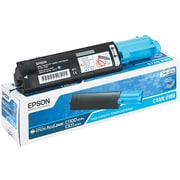 Epson 0189 Cyan Toner Cartridge (S050189), High Yield