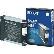 Epson T480 Black Ink Cartridge (T480011)