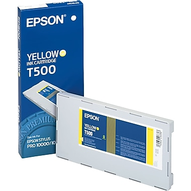 Epson T500201 Yellow Ink Cartridge