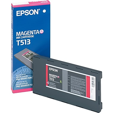 Epson T513201 Magenta Archival Inkjet Cartridge