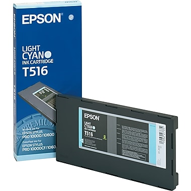 Epson T516 Light Cyan Archival Ink Cartridge (T516201)