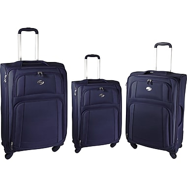 American Tourister iLite Supreme, 29in. Softside Spinner Luggage, Shapphire Blue