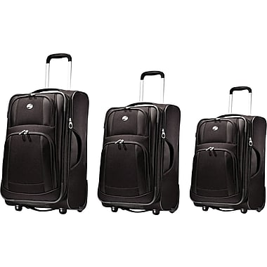 American Tourister iLite Supreme, 25in. Softside Upright  Luggage, Black