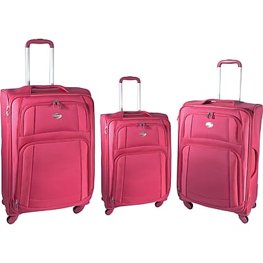 American Tourister iLite Supreme, 25in. Softside Spinner Luggage, Honeysuckle