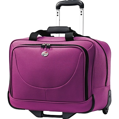 American Tourister Splash Wheeled Boarding Bag, Solar Rose