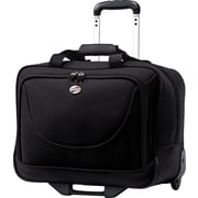 American Tourister Splash Wheeled Boarding Bag, Black