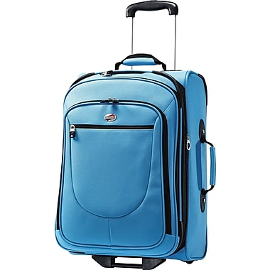 American Tourister Splash 21in. Upright Softside Expandable Luggage, Turquoise
