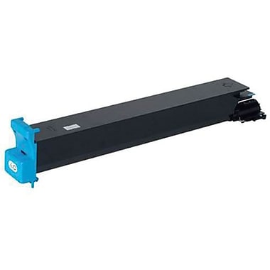 Konica Minolta MC7450 Cyan Toner Cartridge (8938-616), High Yield