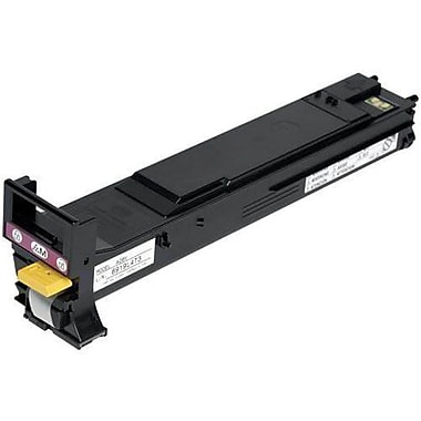 Konica Minolta Magenta Toner Cartridge (A06V333), High Yield