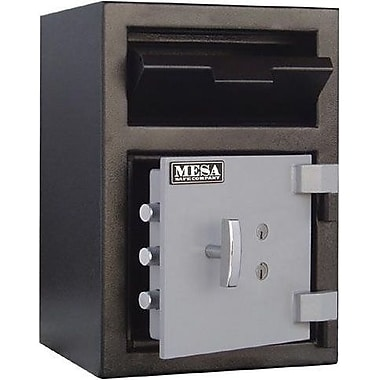 Mesa 0.8 Cubic Ft. Depository Safe with Dual Key Lock with Premium Delivery