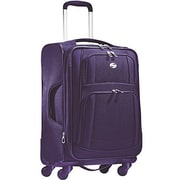 American Tourister iLite Supreme, 25 Softside Spinner Luggage, Purple
