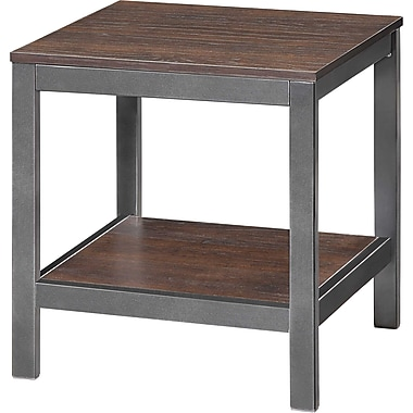 Whalen Sturges Printer Stand, Brown Cherry