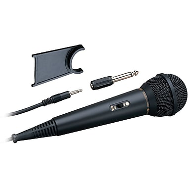 Audio-Technica® ATR1200 Cardioid Dynamic Vocal/Instrument Microphone, 80 - 12000 Hz